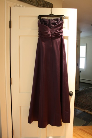 Satin Strapless Ball Gown W/ Sweetheart Neckline