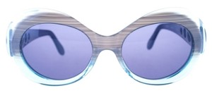 Morgenthal-Frederics Morgenthal Frederics Gert Sunglasses in Blue Tortoiseshell