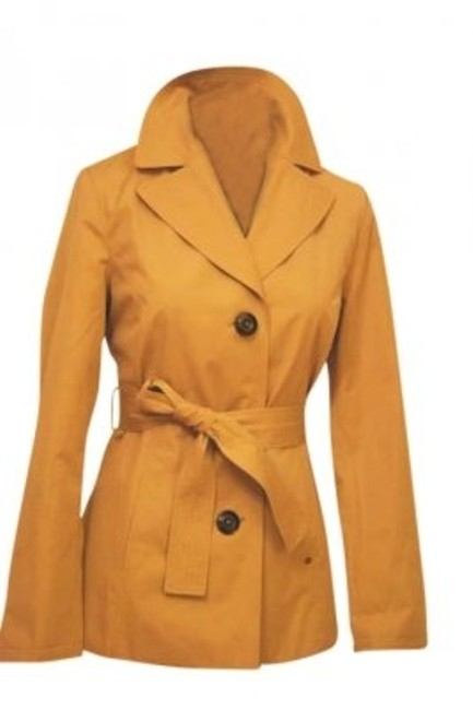 Preload https://item3.tradesy.com/images/ellen-tracy-tan-trench-coat-size-8-m-138467-0-0.jpg?width=400&height=650