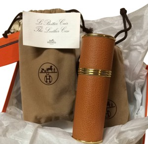 Hermès Leather Case Gift Set of TWO