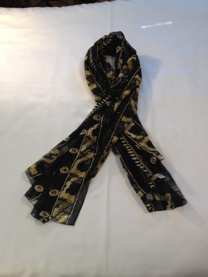 Other Embellished Tribal Wrap/Scarf/Pareo - [ Roxanne Anjou Closet ]
