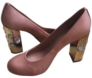 Tory Burch Mauve Pumps