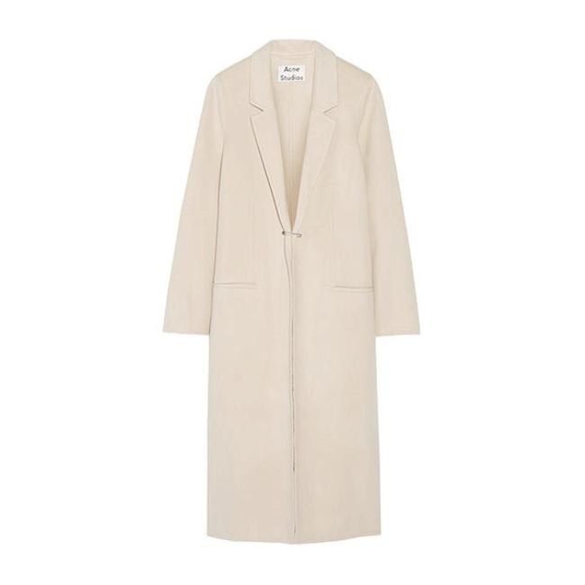 Preload https://img-static.tradesy.com/item/1384996/acne-studios-cream-foin-d-ring-beige-tan-natural-wool-cashmere-pea-coat-size-6-s-0-2-650-650.jpg