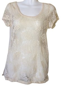 FreeBird Steve Lace Opened Back Tunic
