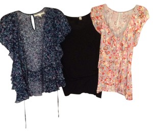 LC Lauren Conrad T Shirt Multi