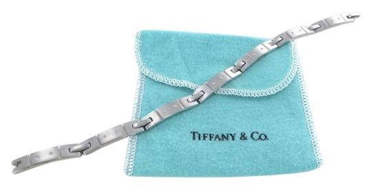 Preload https://item3.tradesy.com/images/tiffany-and-co-white-gold-co-18kt-karat-chain-link-century-bracelet-1385162-0-0.jpg?width=440&height=440