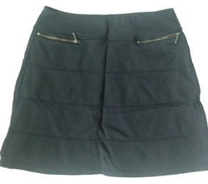 Athleta Athletic Dressy Mini Skirt Black
