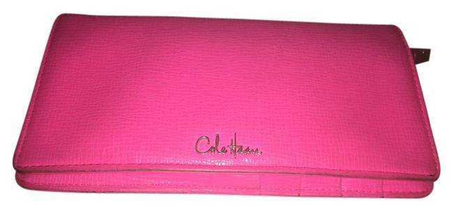 Item - Hot Pink with Silver Zipper Wallet