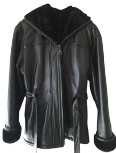 Wilsons Leather Fur Coat - item med img