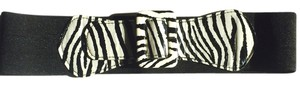 Other Zebra Print Belt