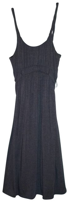 Preload https://item5.tradesy.com/images/chris-mclaughlin-brown-jersey-short-casual-dress-size-10-m-138529-0-0.jpg?width=400&height=650