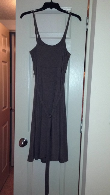 Chris McLaughlin short dress brown on Tradesy