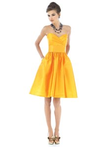 Alfred Sung Mango D542 Dress