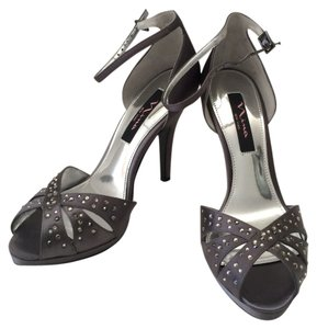 Nina Shoes Grey Formal