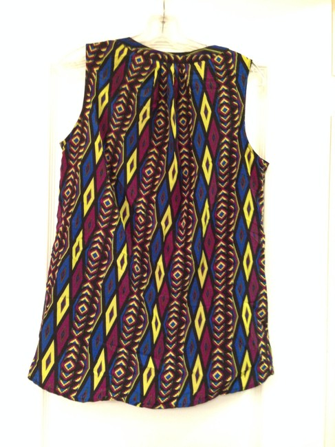 Other Tribal Colorful Top Patterned