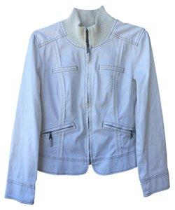 Ann Taylor LOFT Spring Off white Jacket
