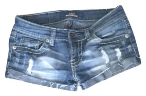 YMI Jeans Jean Summer Mini Zumiez Mini/Short Shorts Blue