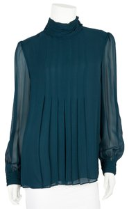 Tory Burch Top Teal