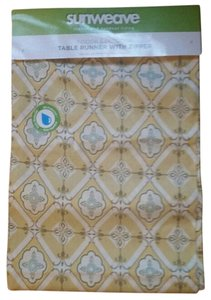 Other Indoor and Outdoor Table Runner with Zipper