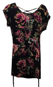 Eight Sixty short dress Floral on Tradesy