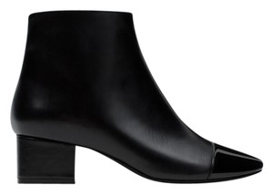 Zara Boot Bootie Fall Winter Ankle Black Boots