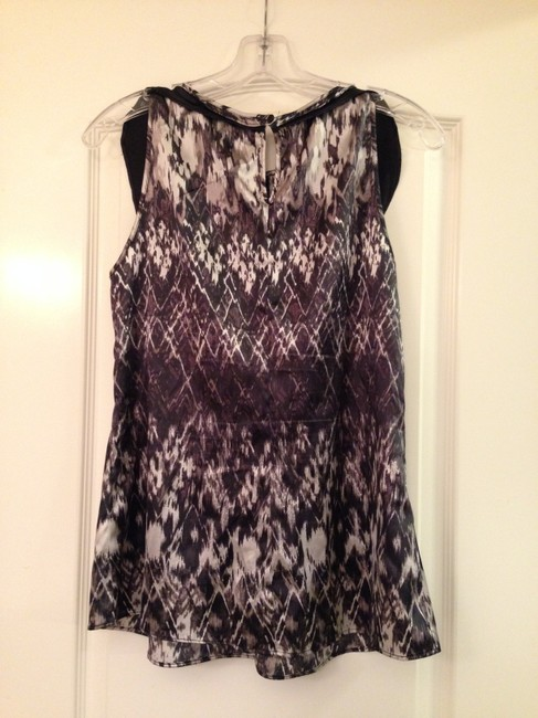 BCBGMAXAZRIA Top Patterned
