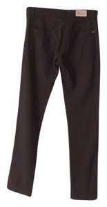 Max Mara Stretch Skinny Pants Black