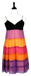 Sangria Party Dress