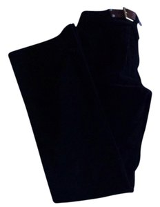 Dolce&Gabbana Wide Leg Pants Black