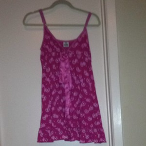 PINK short dress Pink on Tradesy