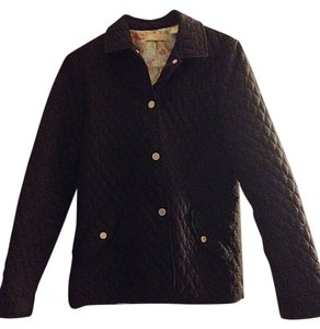 Kate Hill Quilted Pea Coat