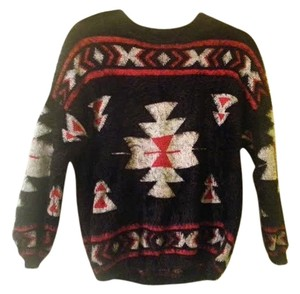 Forever 21 Aztec Soft Tribal Xxi Sweater