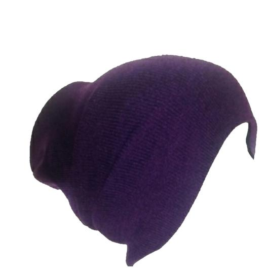 Ivysclothing.com Purple Slouch Beanie