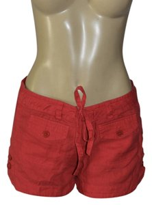 Juicy Couture Mini/Short Shorts red