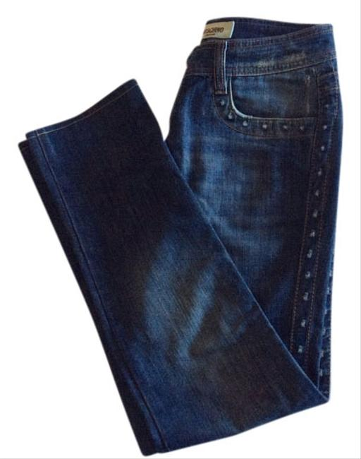 Item - Medium Wash Straight Leg Jeans Size 30 (6, M)