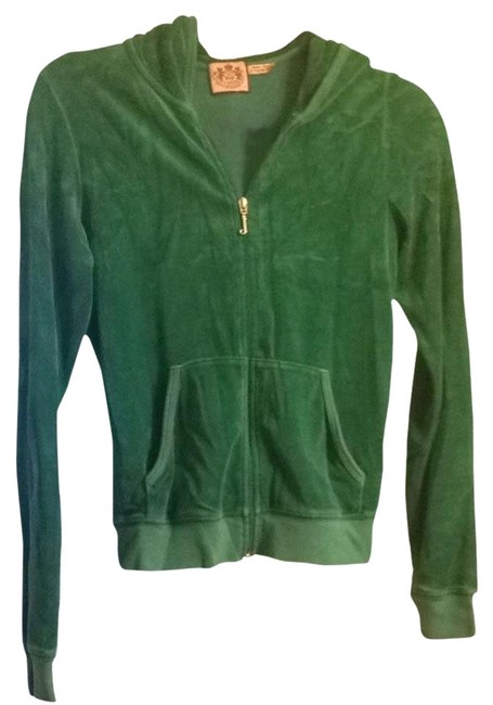 Preload https://item3.tradesy.com/images/juicy-couture-green-jacket-1386237-0-1.jpg?width=400&height=650