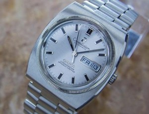Omega Omega Constellation Automatic Stainless Steel Mens 1970s Dress Watch L86