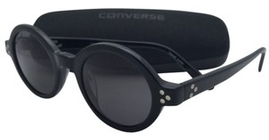 c96730a4772 Converse New Jack Purcell CONVERSE Sunglasses Y004 UF 46-22 Black Frame  w Grey
