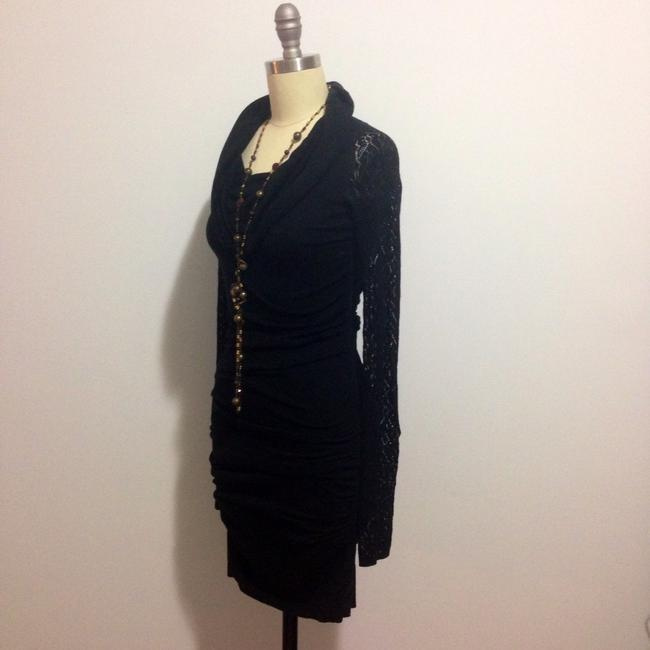Moda International short dress Black on Tradesy