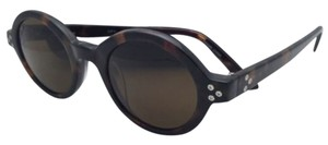 Converse New Jack Purcell CONVERSE Sunglasses Y004 UF 46-22 Tortoise Frame w/Brown Lenses