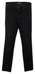 Ruby Rox Straight Leg Jeans-Dark Rinse