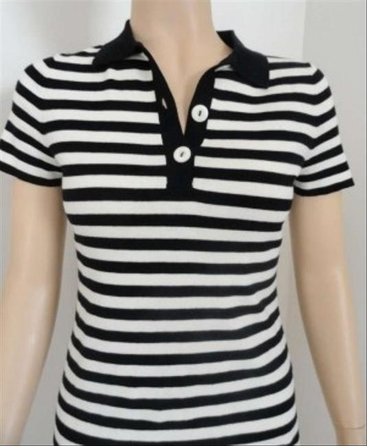 Banana Republic Top Black & White