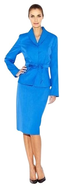 Other Blue Suit With Belt
