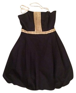 Lilly Pulitzer Gold Dots Dress