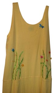 Yellow Maxi Dress by Thread to Thread