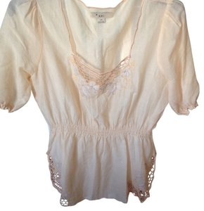 Forever 21 Top Creme