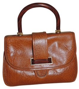 Etra Satchel in Brown