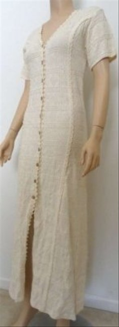 Ivory Maxi Dress by Christina's