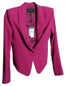 BCBGMAXAZRIA Boysneberry (Purple/Pink) Blazer