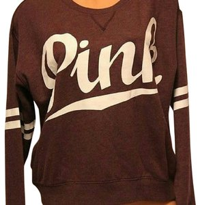 PINK Casual Off-duty Weekend Sweatshirt